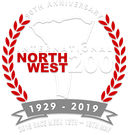 International North West 200 2019 Logo
